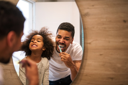 Oral Hygiene Family
