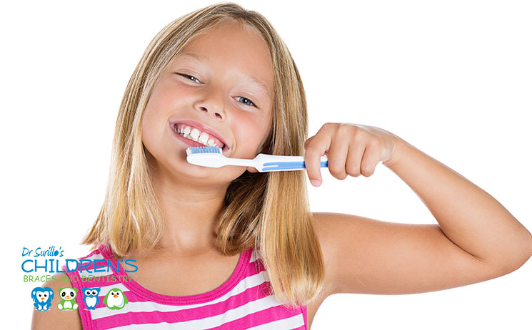 How much fluoride for children?