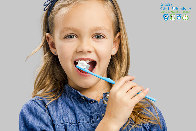 Is Your Child Old Enough To Responsibly Brush Teeth Alone